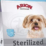 Arion Health & Care Sterilised Small Breed 3 kg, 7,5 kg