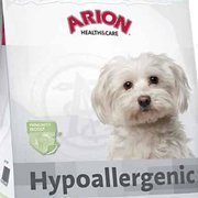 Arion health & care hypoallergenic small breed 3 kg, 7,5 kg