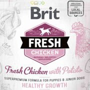 Brit Fresh Chicken & Potato Puppy Healthy Growth