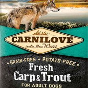 Carnilove Fresh Carp & Trout Adult