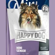 Happy dog mini senior 300g, 1kg, 4kg