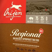 Orijen Regional red dog 340g/ 2kg/ 6kg/ 11,4kg