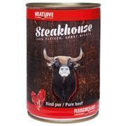 Steakhouse pure beef dla psa 410 g, 820 g