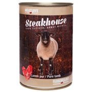 Steakhouse pure lamb dla psa 410 g, 820 g