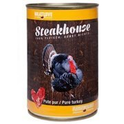 Steakhouse pure turkey dla psa 410 g, 820 g