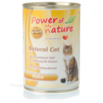 Power of Nature Natural Cat Puszka Kurczak 400g