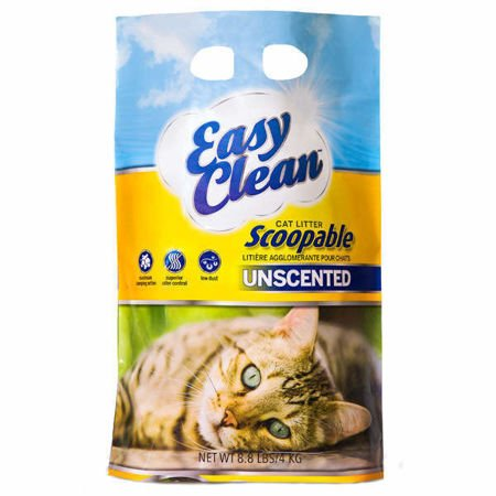 Pestell Easy Clean Unscented żwirek sodowy