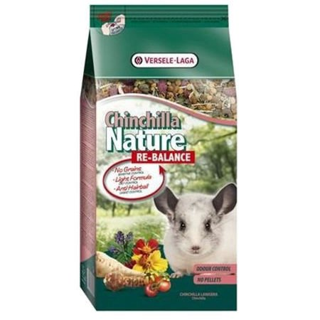 Versele laga chinchilla nature rebalance 750g